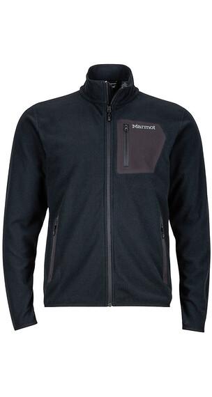 Marmot Rangeley Fleece Jacket Men Black